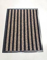 Коврик придверный 50 х 80 см - полосы