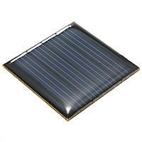 3 штук 2V 0.14W 70MA 40 x 40 x 3.0mm Поликристаллический кремний Солнечная Панели эпоксидные
