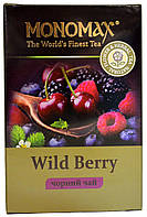 "Чай черный Мономах ""Wild Berry"" 80г"