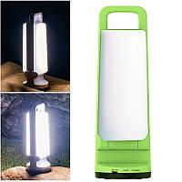 Портативныйскладной8WLEDDimmingСолнечная Фонарь USB аккумуляторная Кемпинг Тент аварийный свет