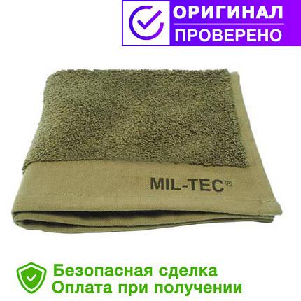 Армейское (военное) полотенце Mil tec Sturm (110*50 cm) Olive (16011001), фото 2