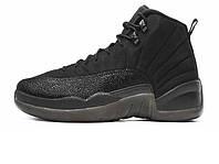 Мужские Баскетбольные кроссовки Nike Air Jordan 12 Retro OVO BLACK (Реплика  ААА+) ece52cbd734