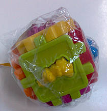 Кубики Kinder way Розумний малюк Тварини 50-102