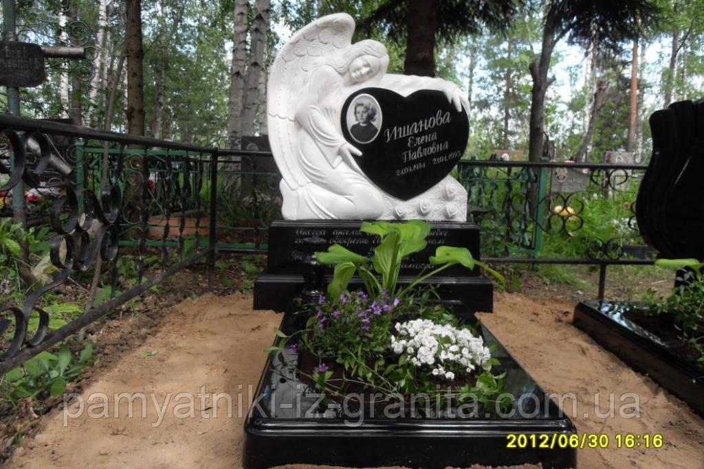 Памятник Ангел № 53