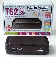 Т2 тюнер World Vision Т62M  dvb t2 \ цифровая приставка