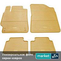 Модельные коврики в салон Kia Magentis 2008-2010 Компл.: Полный комплект (5 мест)