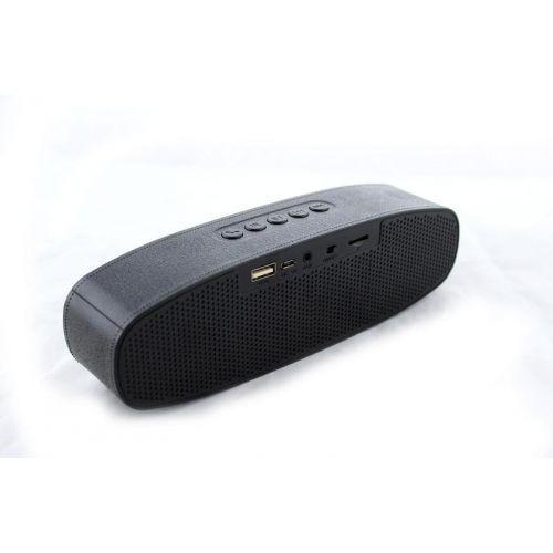 Портативная bluetooth колонка MP3 плеер SPS G668 Black