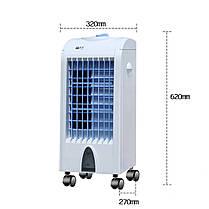 Портативный кондиционер воздуха Вентилятор воды Ice Ice Cooler Увлажнитель воздуха , фото 2