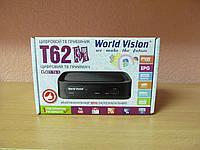 World Vision T62M цифровой эфирный тюнер DVB-T/Т2/C , фото 1