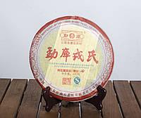 Китайский черный чай - Шу пуэр Менку «Жунши» 2008 г., 400 г