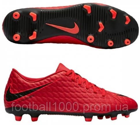 Футбольные бутсы Nike HypervenomX Phade III FG 852547-616 - ГООООЛ›  спортивная и футбольная 282c12ce1f647