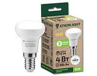 Лампа R39 4Вт 4100К E14 Enerlight