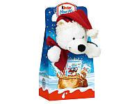 Новогодний подарок Киндер Микс с мягкой игрушкой