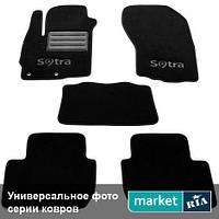 Модельные коврики в салон Suzuki Grand Vitara 2005-2012 Компл.: Полный комплект (5 мест)