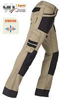 Брюки рабочие Active Stretch, 97% хлопок
