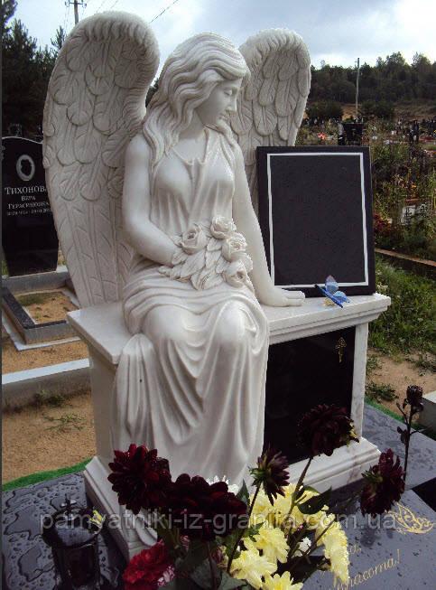 Памятник Ангел № 61