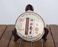 Китайский черный чай - Шу пуэр Менку «Жунши Чяо Му», 2011 г., 145 г