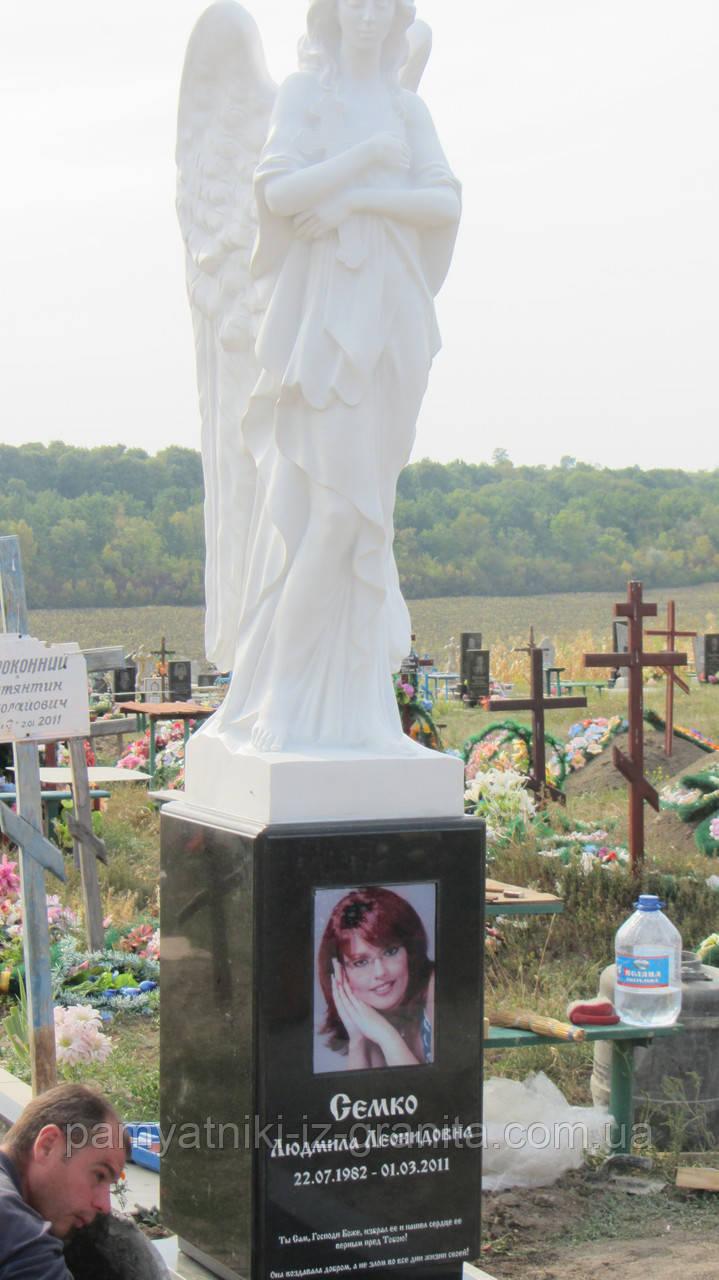 Памятник Ангел № 62