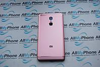 Задняя панель корпуса  Xiaomi Redmi Note 4X Розовая