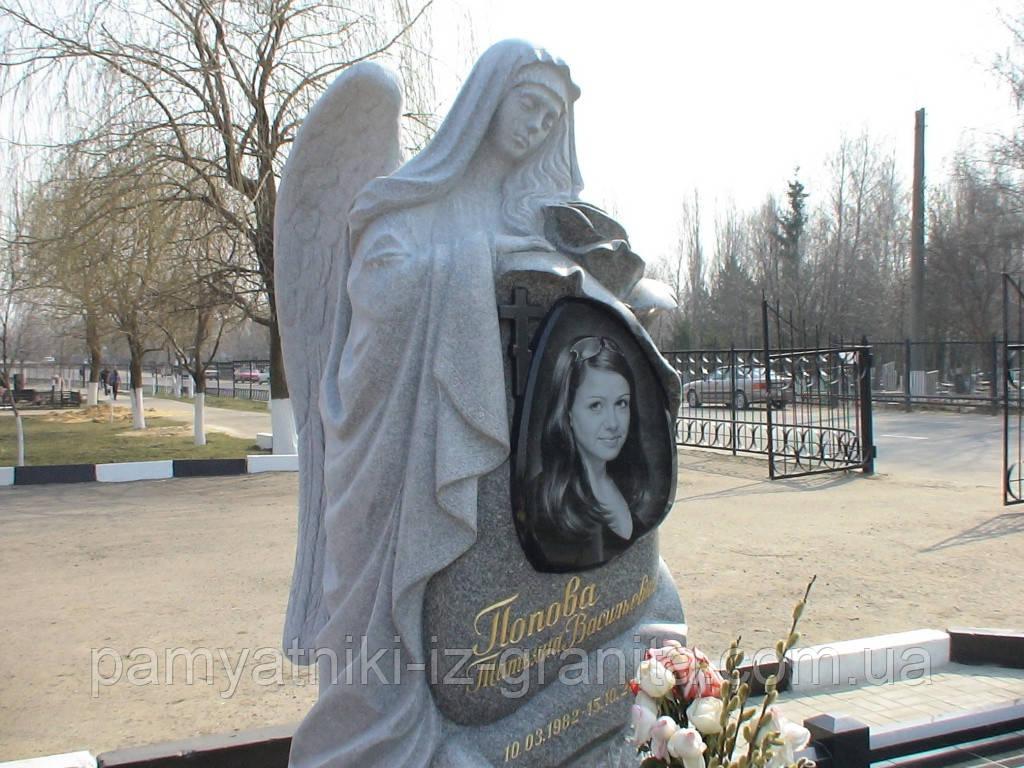 Памятник Ангел № 68