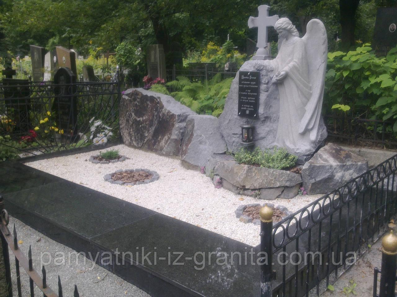 Памятник Ангел № 69