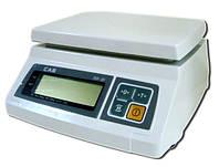 Весы фасовочные CAS-SW-5C до 5 кг