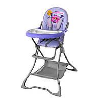 Стульчик для кормления TILLY Monsters T-632 Purple