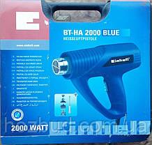 Фен Einhell BT-HA 2000 BLUE