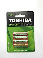 Батарейка Toshiba минипальчиковая AAА