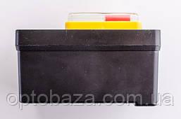 Кнопка Вкл/Выкл 6 крепление с кожухом для бетономешалки, фото 3