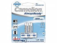 Аккумулятор Camelion AAA Always Ready 800 mAh 1.2V NiMh