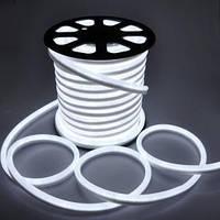 Гибкий неон LED NEON 12V IP68 8х16 SMD белый