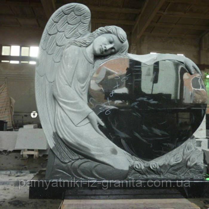 Памятник Ангел № 79