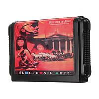 16-разрядная защита картриджа Rome для Sega Mega Игровая приставка