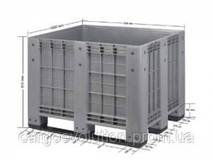 Пищевой контейнер 1200х1000х800