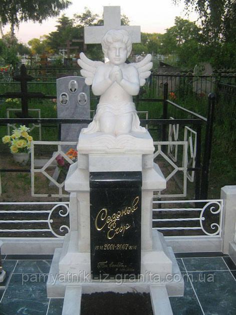 Памятник Ангел № 87
