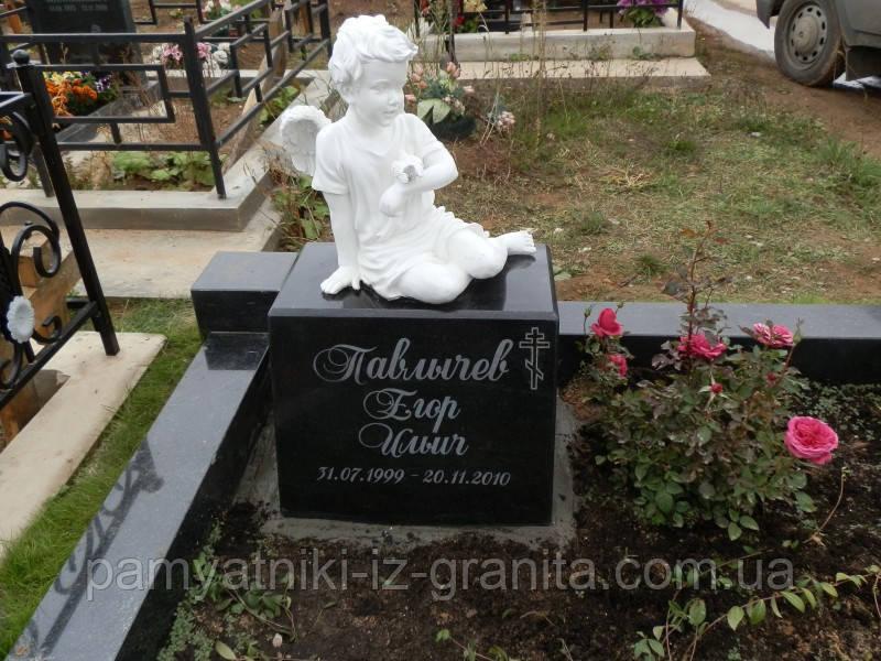 Памятник Ангел № 91