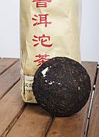 Китайский черный чай - Шу пуэр Сягуань  «Пу Эр То Ча», 2015 г., 100 г