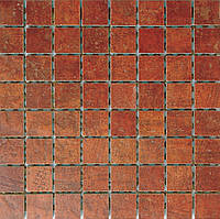 Zeus Ceramica Mosaico Cotto Classico Rosso 325*325 MQAX22