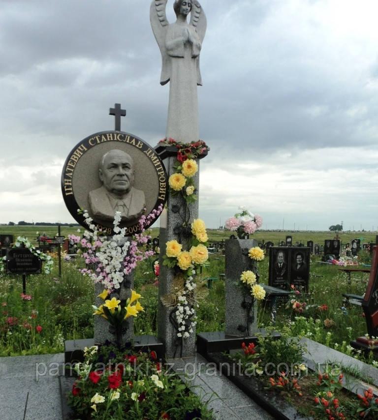 Памятник Ангел № 95