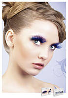Реснички Blue Glitter Eyelashes