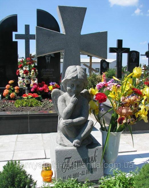 Пам'ятник Ангел № 96