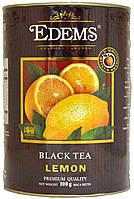 """Чай черный Едемс """"Лимон"""" 100г"""