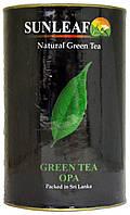Чай зеленый SunLeaf Крупнолистовой 75г