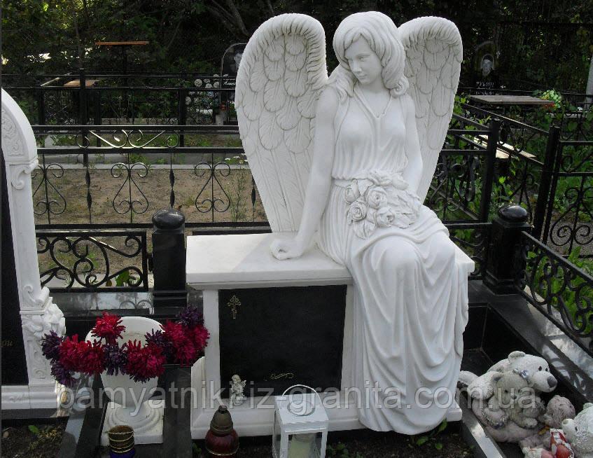 Памятник Ангел № 106