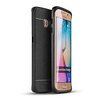 Чехол, бампер iPaky для смартфона Samsung G925 Galaxy S6 Edge (GREY)