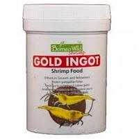 BorneoWild Gold Ingot, корм в палочках для желтых креветок