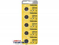 Батарейка Toshiba CR1216 30 mAh 3V Lithium (5903240991402)