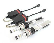 LED лампы в головной свет серии SLP7С Цоколь H4, 29W, 3600 Люмен/Комплект, фото 2