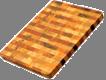 Доска торцевая прямоугольная 350*250*35 мм Украина ДРТ350